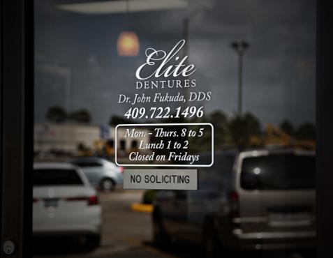 Elite Dentures Office in Nederland, Texas
